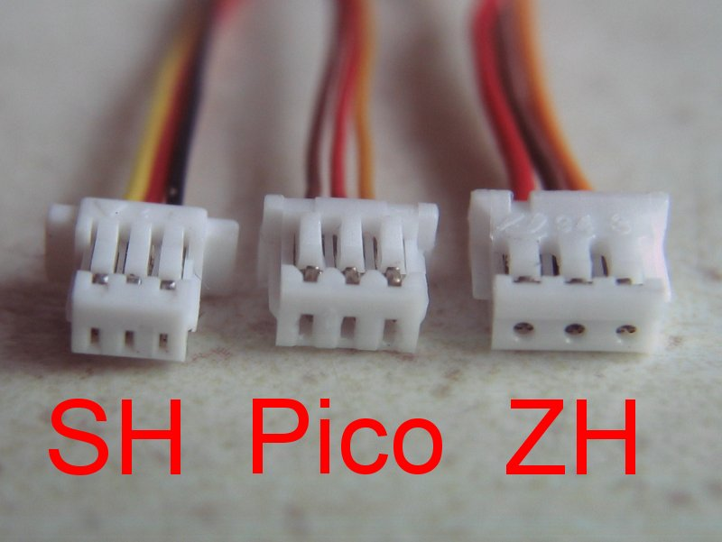 sh pico zh dt receivers home 8 Pin Micro Jst at reclaimingppi.co