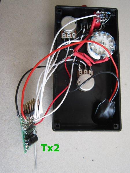 dt tx transmitter kit 7b